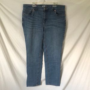 Christopher & Banks Jeans Size 14